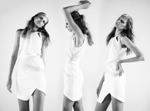 White Suede SS13 Collection